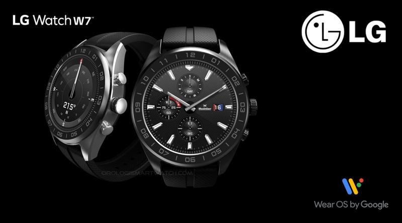 Scheda Tecnica LG Watch W7 (W315)
