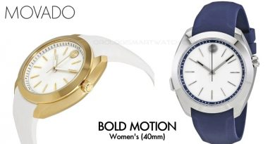 Scheda Tecnica Movado Bold Motion Women's 40mm