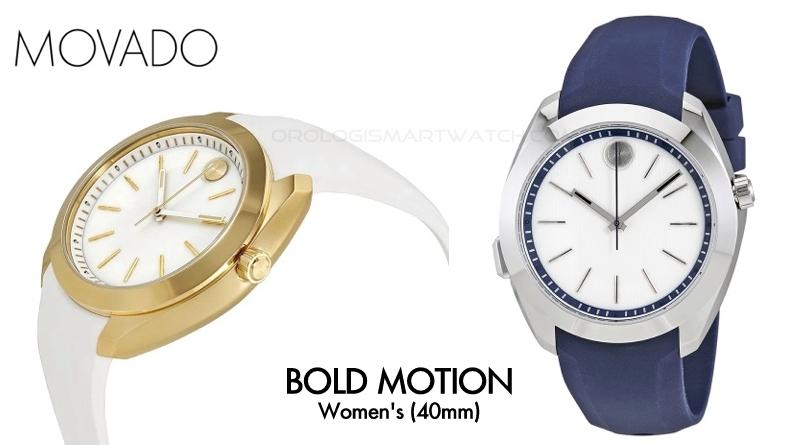Scheda Tecnica Movado Bold Motion Women's 40mm