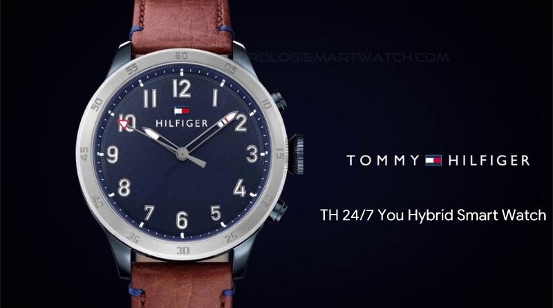 Scheda Tecnica Tommy Hilfiger TH 24/7 Hybrid Smartwatch
