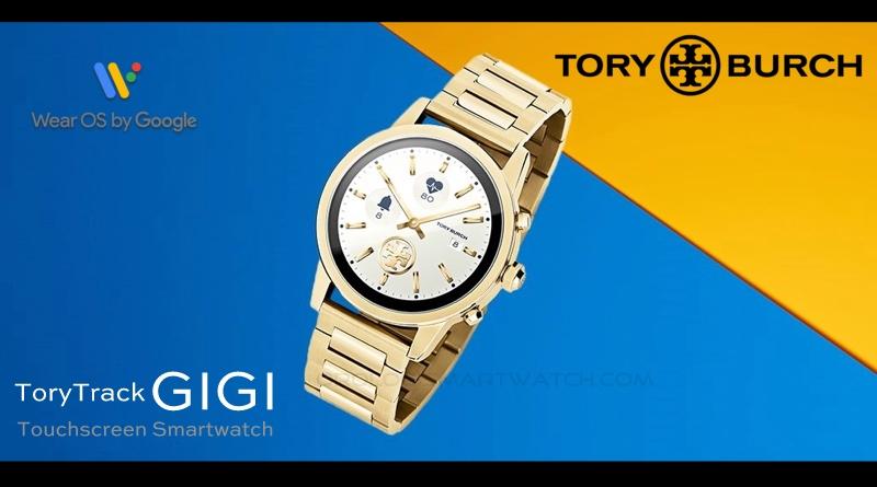 Scheda Tecnica Tory Burch Gigi Touchscreen Smartwatch