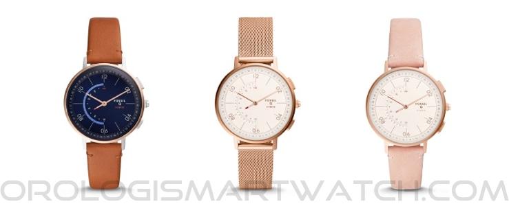 Scheda Tecnica Fossil Q Harper Hybrid Smartwatch