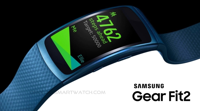 Scheda Tecnica Samsung Gear Fit2 Fitness Tracker