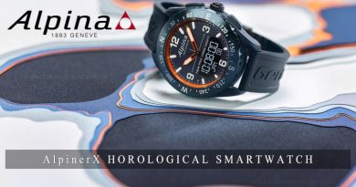 Scheda Tecnica Alpina AlpinerX Smartwatch