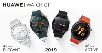 Huawei amplia la lineup di wearable con Huawei Watch GT Active e Elegant
