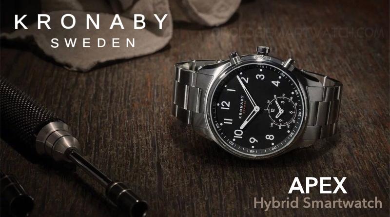 Scheda Tecnica Kronaby Apex Hybrid Smartwatch