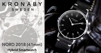 Scheda Tecnica Kronaby Nord 2018 41mm Hybrid Smartwatch