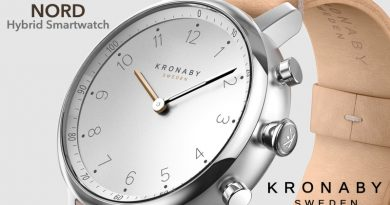 Scheda Tecnica Kronaby Nord Hybrid Smartwatch