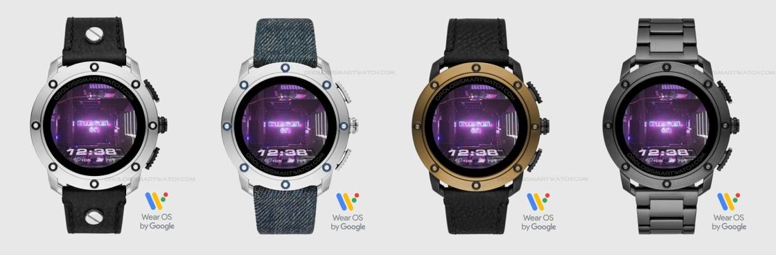 Scheda Tecnica Diesel On Axial Smartwatch