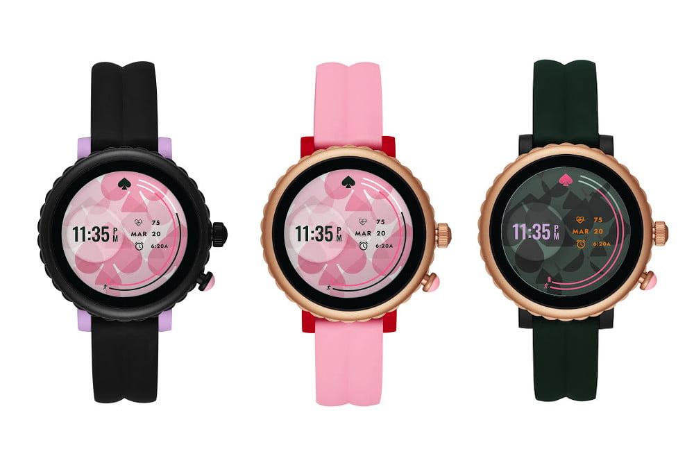 Scheda Tecnica Kate Spade Scallop sport smartwatch