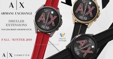 Scheda Tecnica Armani Exchange Drexler Extensions