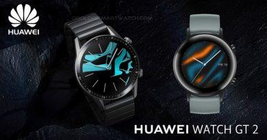 Scheda Tecnica Huawei Watch GT 2