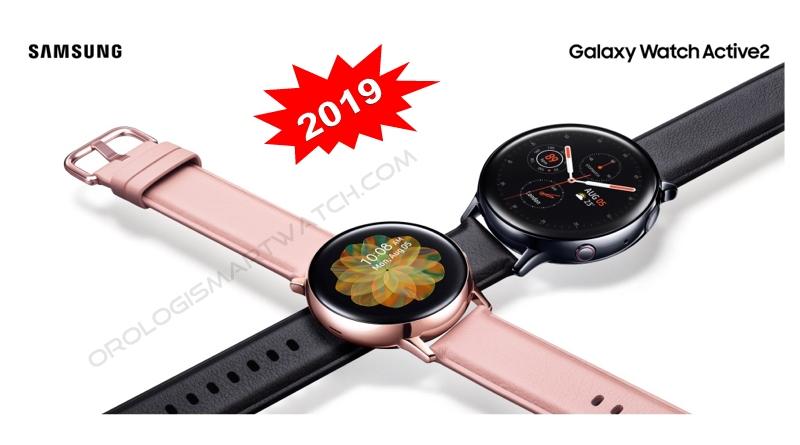 Galaxy Watch Active2: disegnato per il tuo benessere