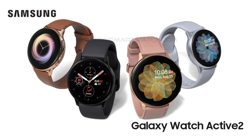 Scheda Tecnica Samsung Galaxy Watch Active 2