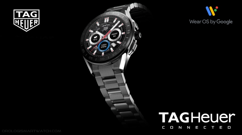 Scheda Tecnica Tag Heuer Connected 2020