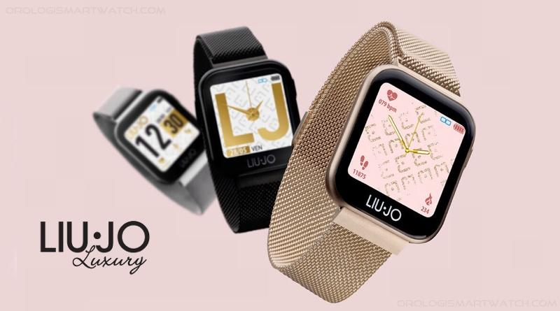 Liu Jo Luxury lancia il suo primo smartwatch
