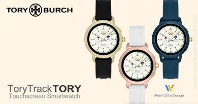 Scheda Tecnica Tory Burch ToryTrack TORY Touchscreen Smartwatch