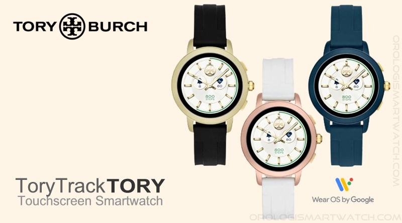 Scheda Tecnica Tory Burch ToryTrack TORY Touchscreen Smartwatch