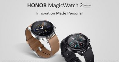 Scheda Tecnica Honor Magic Watch 2 (46mm)