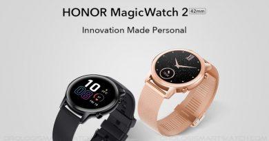 Scheda Tecnica Honor Magic Watch 2 (42mm)