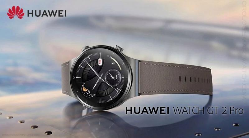 Scheda Tecnica Huawei Watch GT 2 Pro