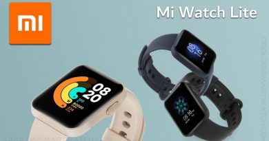 Scheda Tecnica Xiaomi Mi Watch Lite