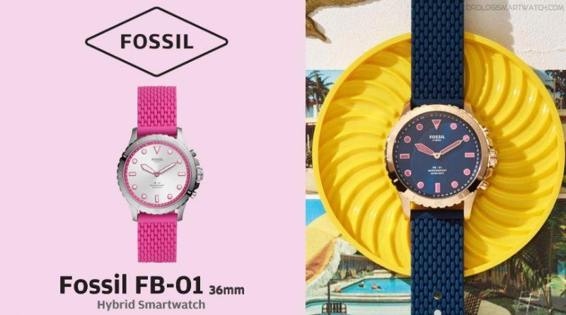 Scheda Tecnica Fossil FB-01 36mm Hybrid Smartwatch