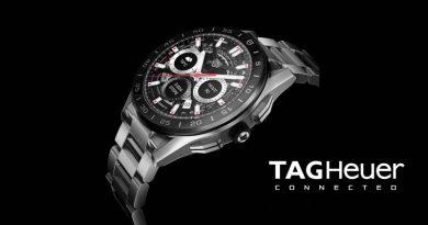 TAG Heuer lancia la terza generazione di smartwatch di lusso a New York