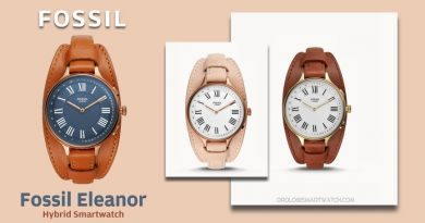 Scheda Tecnica Fossil Eleanor Hybrid Smartwatch
