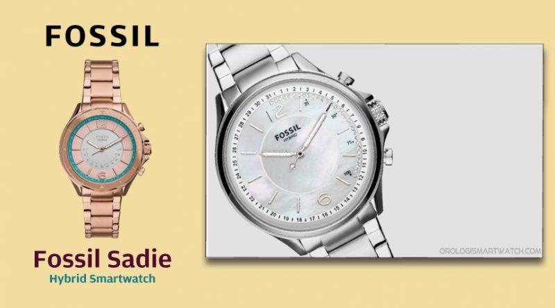 Scheda Tecnica Fossil Sadie Hybrid Smartwatch