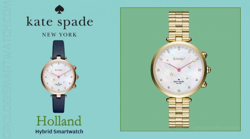 Scheda Tecnica Kate Spade New York Holland Hybrid Smartwatch