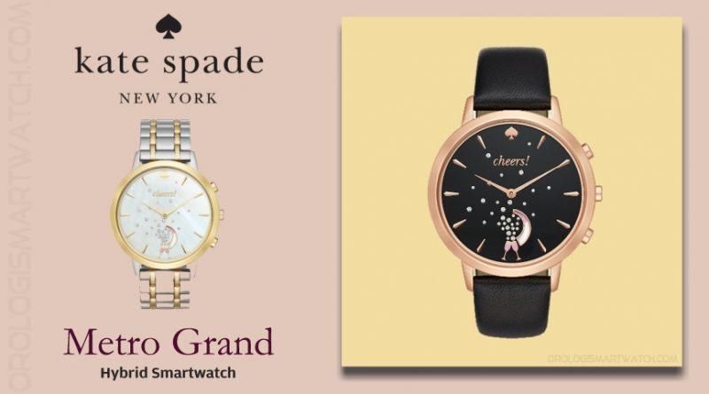 Scheda Tecnica Kate Spade New York Metro Grand Hybrid Smartwatch