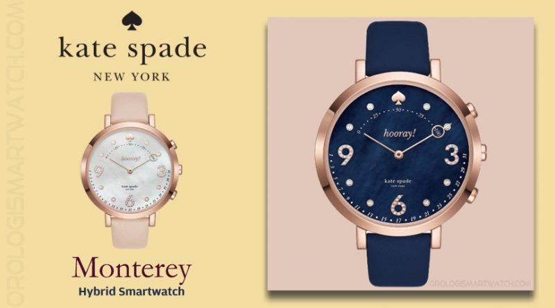 Scheda Tecnica Kate Spade New York Monterey Hybrid Smartwatch