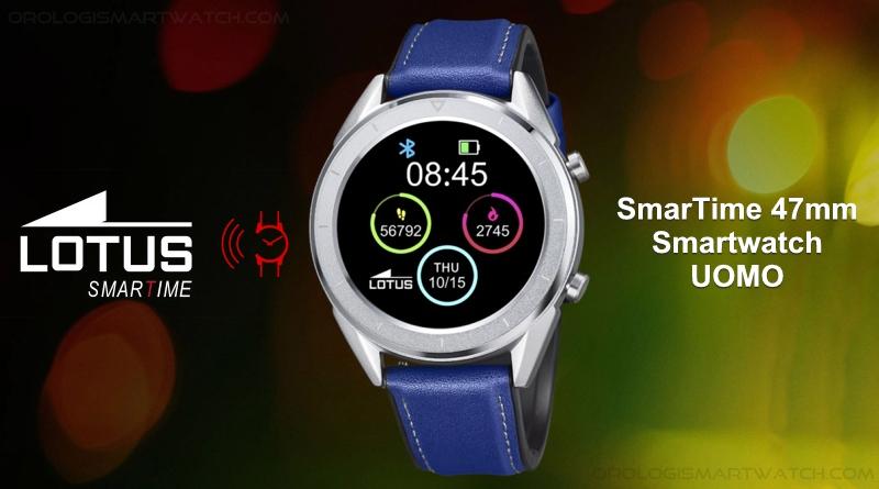 Scheda Tecnica Lotus SmarTime 47mm Smartwatch