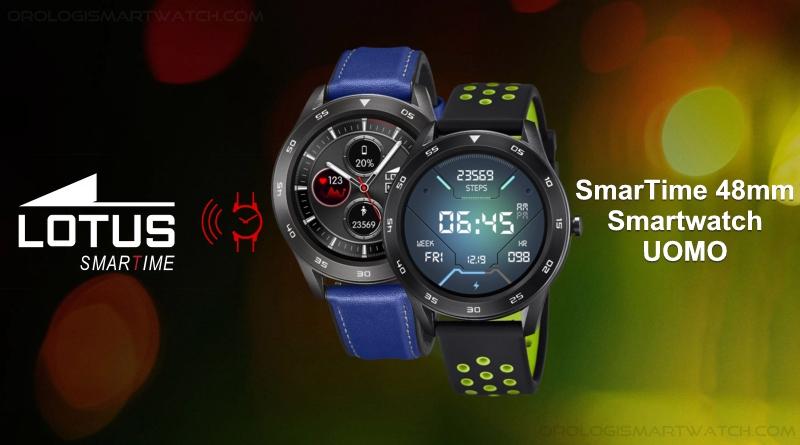 Scheda Tecnica Lotus SmarTime 48mm Smartwatch