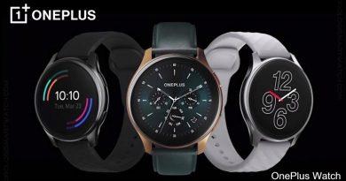 Scheda Tecnica OnePlus Watch