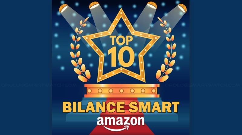 I 10 articoli più venduti su Amazon nella categoria bilance smart